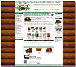 Log Cabin Fever Gifts And Decor At The