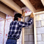 Insulate The Band Joist
