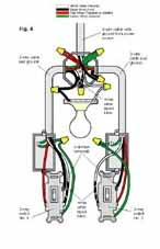 Installing A 3-way Switch With Wiring Diagrams - The Home ...